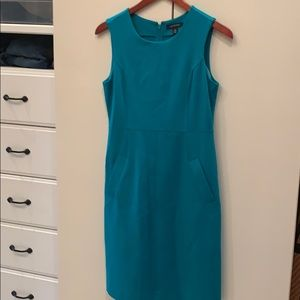 Lands end size 4P sheath dress